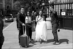 Wedding photo - DSCF3017a (normko) Tags: london city square mile cityoflondon bride photographer trainers stpaulscathedral location