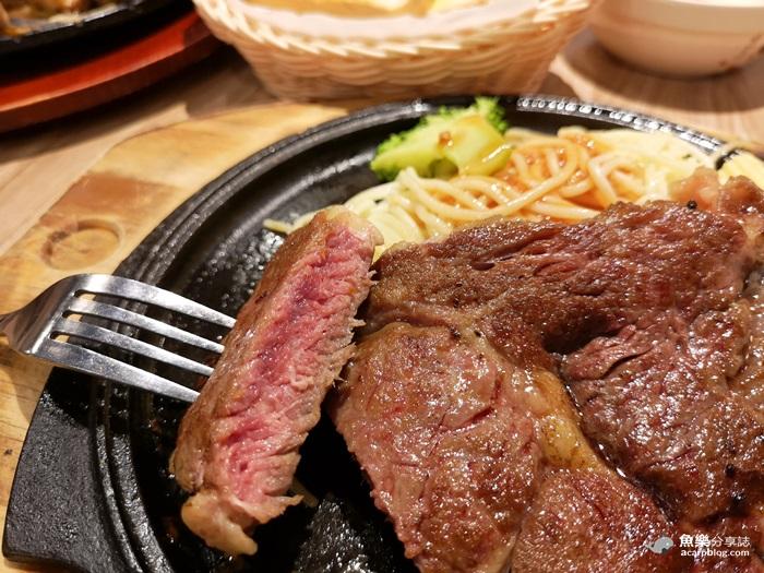 【台北大安】人从众厚切牛排 復興店|平價牛排自助吧吃到飽 @魚樂分享誌