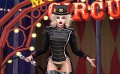 The Ringmaster: Welcome to the show, my friends ... (beccaprender) Tags: catwa catya bento maitreya lara session rose magika suicidalunborn hotdog glutz bigbeautifuldoll katatonik