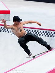 At the skatepark (Claude Gauthier) Tags: vanparkseriestour vanpark vans