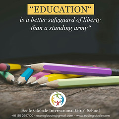 Ecoleglobale School (ecoleglobalschool) Tags: ecoleglobale career bestoftheday boardingschool besteducation child creativity dehradun delhi digital education edtech educatioquotes quoteoftheday quote quotes future globaled highered india inspirational learning motivation saturday