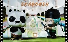 (roancalisay) Tags: onepiece popfunko toys zoro kungfupanda