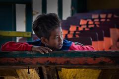 hopeless childhood (Moni E) Tags: cambodia child childhood tonlesap tonlesapsee siemreap emotion people asia canon 6dmarkii ef70200f4isusm portrait street telelens