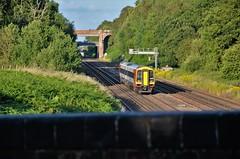 158886 (stavioni) Tags: class158 class159 brel sprinter express dmu diesel swr swt south western railway west trains rail train multiple unit swml