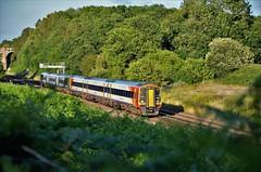 159106 (stavioni) Tags: class158 class159 brel sprinter express dmu diesel swr swt south western railway west trains rail train multiple unit swml