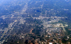 Next up: Grand Rapids (oobwoodman) Tags: aerial aerien luftaufnahme luftphoto luftbild zrhord michigan grandrapids