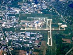 International flights to...? (oobwoodman) Tags: aerial aerien luftaufnahme luftphoto luftbild zrhord michigan grandrapids