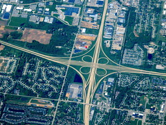 4-leaf clover (oobwoodman) Tags: aerial aerien luftaufnahme luftphoto luftbild zrhord michigan grandrapids