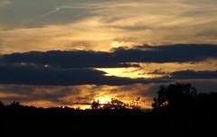 Coucher soleil - Sunset (J. Trempe 3,980 K hits - Merci-Thanks) Tags: caprouge quebec canada sunset coucher soleil ciel sky nuage cloud