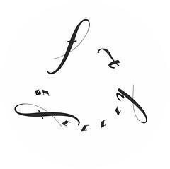 1111 ч=б Эмблема круг, монограмма, лого журнала (Nanaccept) Tags: print product new branding logos графика арт эмблема круг монограмма лого журнала 1111