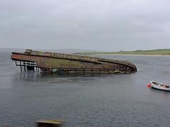 SS Reginald (mike_j's photos) Tags: orkney churchhill barrier wreck blockship ss reginald