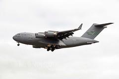 C17  60004 (TF102A) Tags: aviation aircraft airplane usaf usairforce prestwick prestwickairport c17 60004