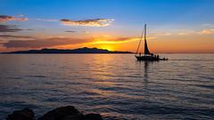 Come Sail Away (Star Wizard) Tags: magna utah unitedstatesofamerica sailing sunset lake