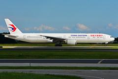 B-7365 (China Eastern) (Steelhead 2010) Tags: chinaeastern boeing b777 b777300er yyz breg b7365