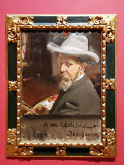 Autoretrato su Joaquin a mi Clotilde 1910 pintura Museo Sorolla Madrid (Rafael Gomez - http://micamara.es) Tags: autoretrato su joaquin mi clotilde 1910 pintura museo sorolla madrid