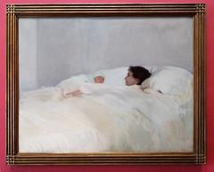 Madre 1900 su hija Elena pintura Museo Sorolla Madrid (Rafael Gomez - http://micamara.es) Tags: madre 1900 su hija elena pintura museo sorolla madrid
