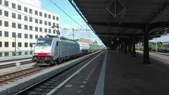 Lineas 186 445, Deventer (Jona Brans) Tags: swedenexpress deventer 186 lineas traxx railpool
