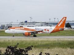 OE-IVK A320 EZY EJU ORY LFPO (JETA1PHOTOS) Tags: paris 2019 orly lfpo