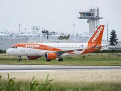 OE-IVU A320 EZY EJU ORY LFPO (JETA1PHOTOS) Tags: paris 2019 orly lfpo