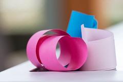Rubans de papier (Gisou68Fr) Tags: papier paper rubans ribbons smileonsaturday picofpaper