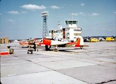 1975 (foundin_a_attic) Tags: 1975 aircraft gasss cessna cessna172 yeovilton dhc chipmunk royalnavy aviation military