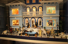 The Fully Stocked Dolls House (big_jeff_leo) Tags: minature small model house spain