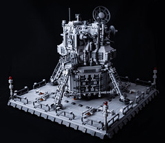 LM (seter82) Tags: lego lunar module space afol creation