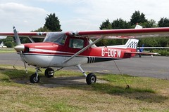 Cessna A150M Aerobat G-BOFW (Gavin Livsey) Tags: elstree c152 cessna gbofw