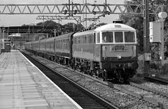 86259 b+w (chriswarman) Tags: 86259 1z86 london euston carlisle cheddington wcml railtour train wheels passenger wcrc