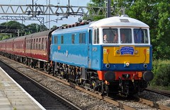 86259 on 1Z86 (chriswarman) Tags: 86259 1z86 london euston carlisle cheddington wcml railtour train wheels passenger wcrc