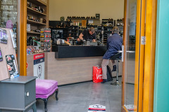 DSCF2043.jpg (amsfrank) Tags: shopping oostport dutch eastside east candid amsterdam oost