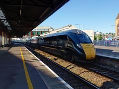 802110 Paignton (1) (Marky7890) Tags: gwr 802110 class802 iet 1a12 paignton railway devon rivieraline train