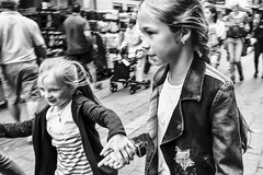 Images on the run.... (Sean Bodin Images) Tags: streetphotography streetlife seanbodin streetportrait københavn kids copenhagen citylife candid city citypeople fangdinby people photojournalism photography politiken