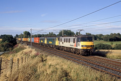 90043+86610+86627 Red Bank 8th August 2005 (John Eyres) Tags:
