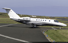 Cessna 525C CitationJet 4 OE-GDR @ Isle of Man Airport (EGNS/IOM) (Joshua_Risker) Tags: isle man airport egns iom ronaldsway plane aviation aircraft jet planespotting planespotter avgeek cessna 525 525c c25c citationjet citation cj cj4 4 oegdr