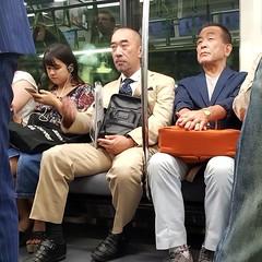 Tokyo subway (blondinrikard) Tags: