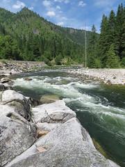 Lochsa River (bencbright) Tags: lochsa river idaho mountain forest conifer landscape sx60 canonsx60 canon superzoom