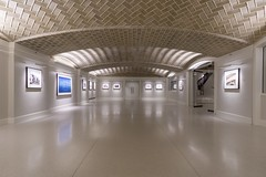 Tile Vaulted Ceiling (jtgfoto) Tags: washingtondc sonyimages sonyalpha applestore carnegielibrary architecturalphotography architecture architecturephotography rokinon12mm rokinon mitakon mitakon35mm apple bicycleroom ceiling vaultedceiling tile artwork gallery wideangle