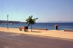 Neapoli (Kanelli_K) Tags: summer snapshot street colour kodacolor
