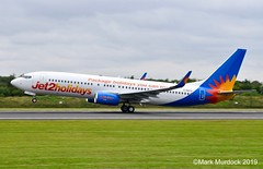 G-DRTO (mmaviation) Tags: egcc manchester man jet2 boeing 737 gdrto