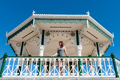 Brighton (Glennskitchen) Tags: brighton bandstand portrait nikon d3 35mm