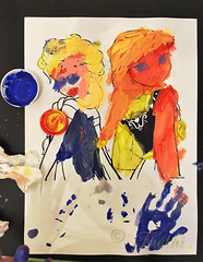 160911 caO 190713 © Théthi  ( 4 shots ) (thethi: pls read my first comment, tks) Tags: smileonsaturday picofpaper fun belgium belgique bruxelles dessin peinture papier enfant couleur drôle heureux enfance coloriage faves53 faves55