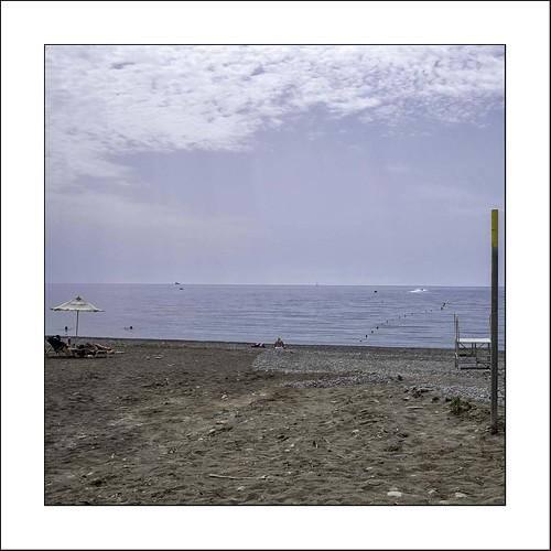 Une plage ... rien que pour nous....