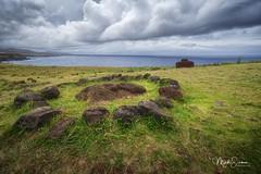 Vinapu (marko.erman) Tags: vinapu rapanui easterisland ancientcivilisations pacificocean outdoor outside chile circle stones ceremonial ceremony paina sony