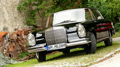 Mercedes W111 (vwcorrado89) Tags: mercedes w111 benz mercedesbenz w 111 coupe