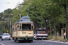 Triebwagen MAN Nr. 734 (rengawfalo) Tags: oldtimer museum strasenbahnmuseum triebwagen ddr tram tramway dresden sachsen saxony strasenbahn train railroad bahn dvbag tranvia tramvaj elektricka öpnv tramwaj sporvogn road car city urbanrail 734 publictransport
