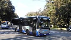 ATP 4465 (Lu_Pi) Tags: atpgenova atpesercizio atp genova autobus bus autobusextraurbano iveco crossway crosswayline crosswayle lowentry linea25 torriglia brignole terminalzaninetta cisiano