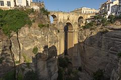 Ronda, Malaga, Spain (pacogranada) Tags: ronda malaga andalucía andalusia españa spain puentenuevo bridge puente