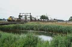 Lineas 7782-7774 @ Zwolle (Sicco Dierdorp) Tags: nmbs sncb lineas reeks77 dolime dolomiet nedmag veendam hermalle omleiding werkzaamheden zwolle herfte meppel brug wetering