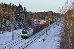 DSC04388 (Jani Järviluoto) Tags: sr2 t toijala–tampere sr23206 t3764